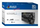 Toner HP CC364X Black Point Super Plus czarny nr 64X