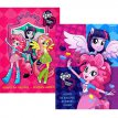 Album do nalepek Equestria Girls